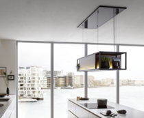 berbel Deckenlifthaube Skyline Frame mit Regal Milieu-01