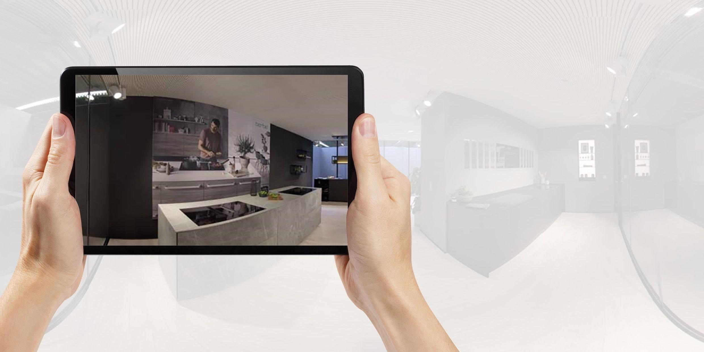 Virtuelle Produktneuheiten