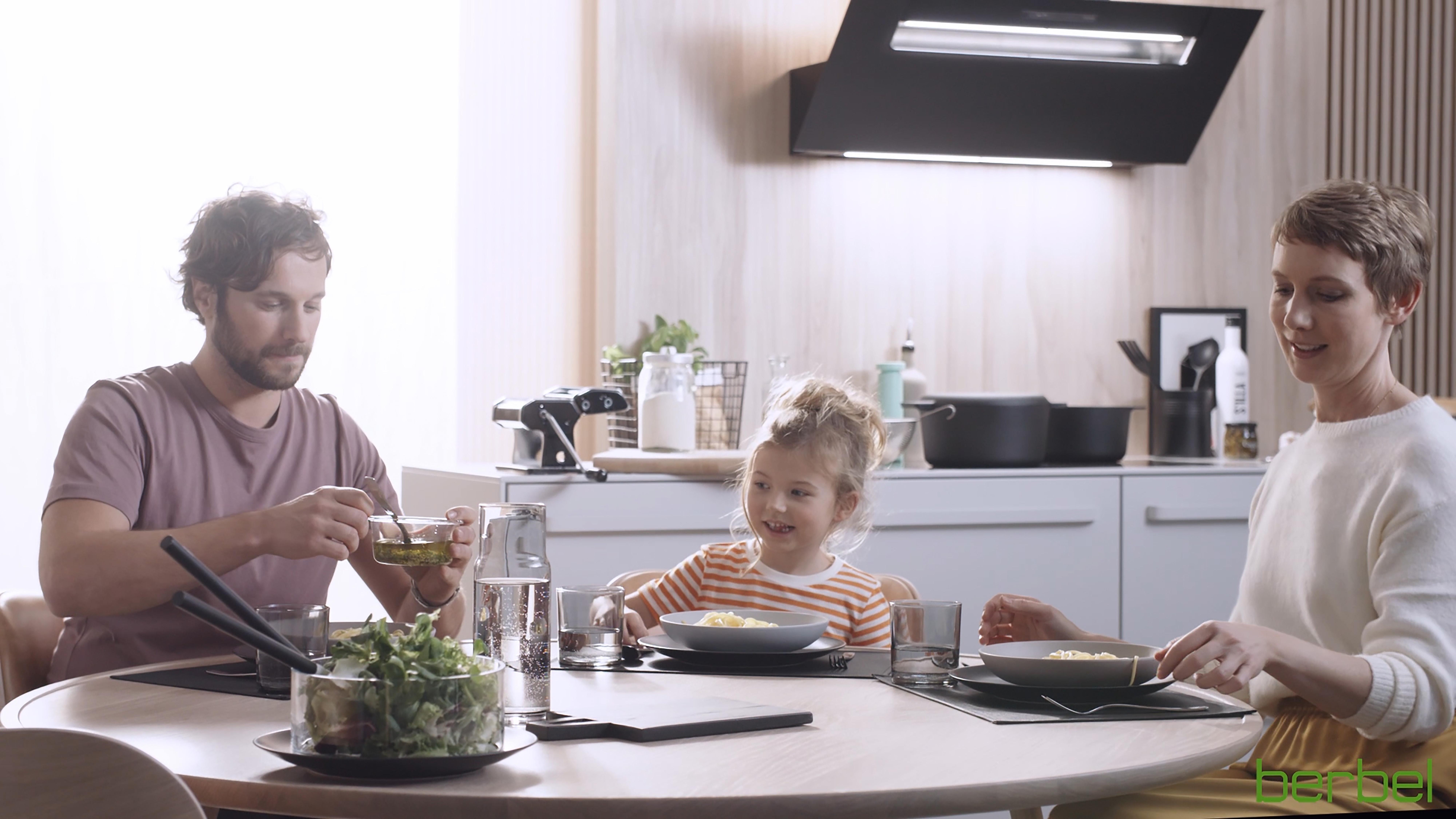 Beste Luft für die Küche