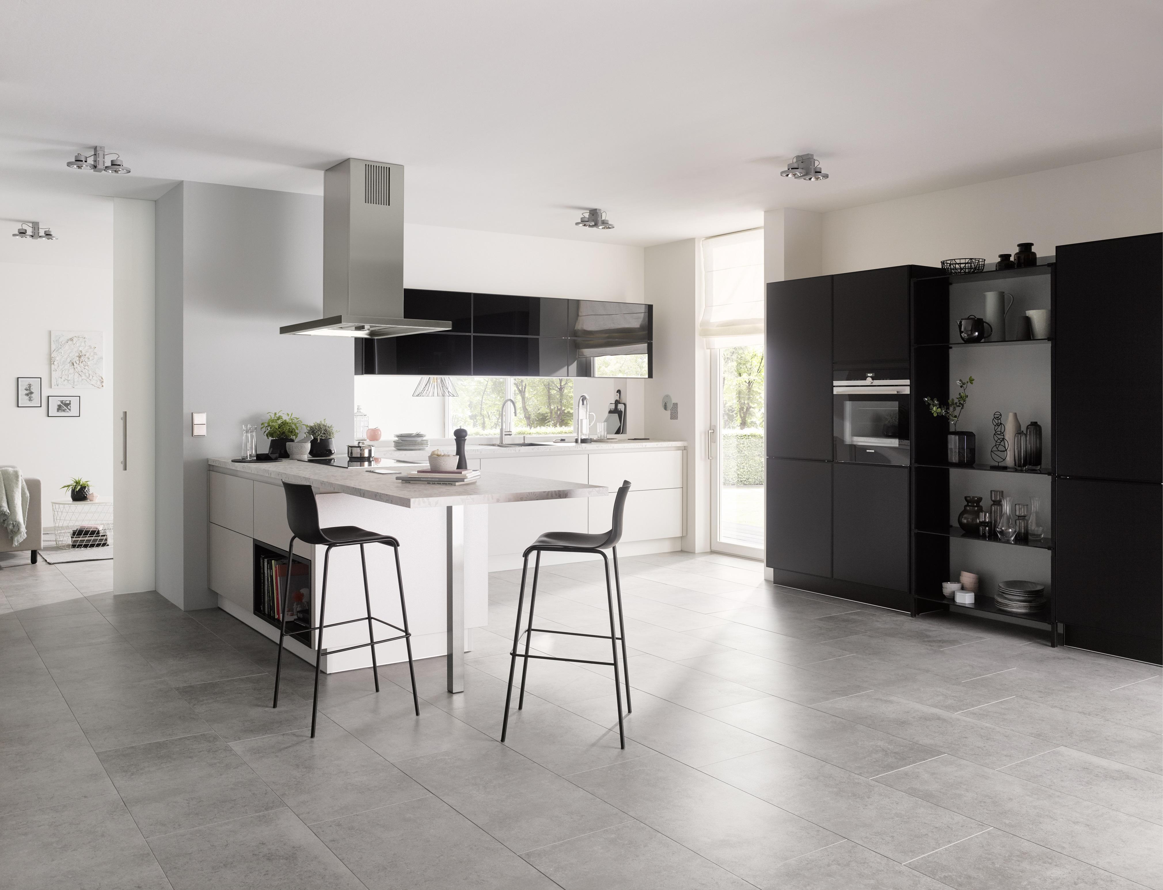 Dunstabzüge <text-small>von berbel<text-small> für beste Luft in der Küche - Teil II