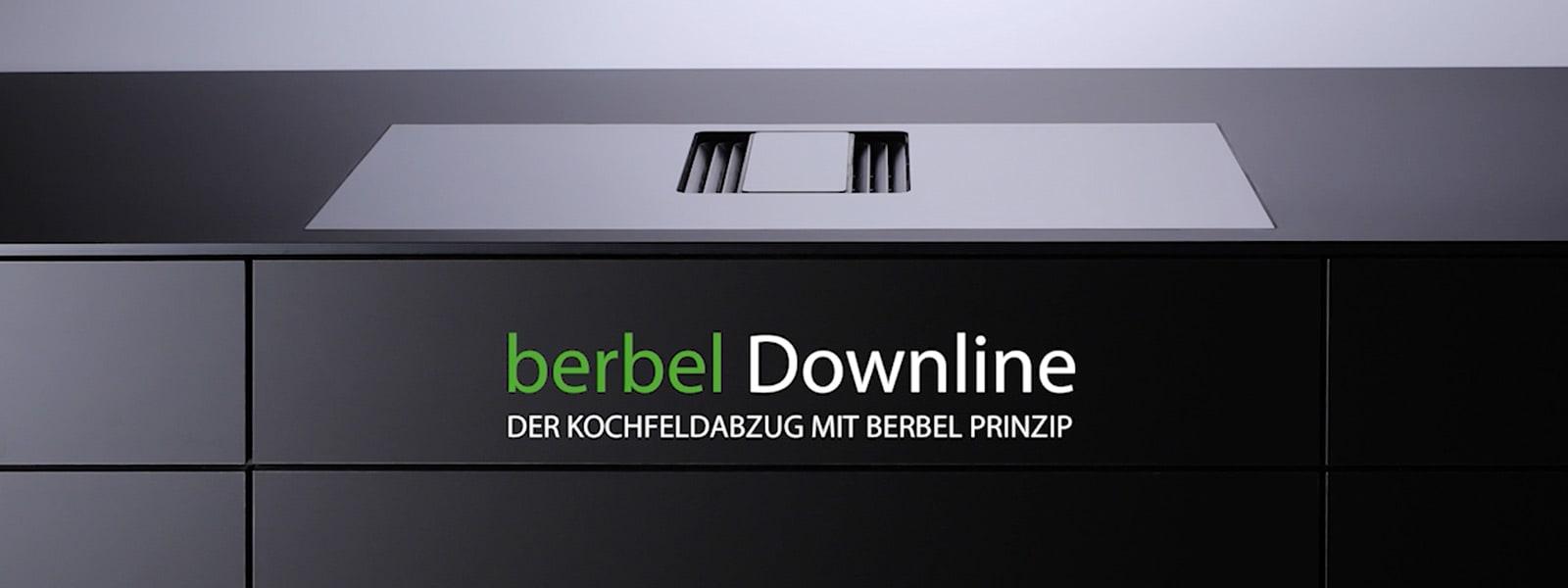Kochfeldabzug Downline Berbel Ablufttechnik Gmbh