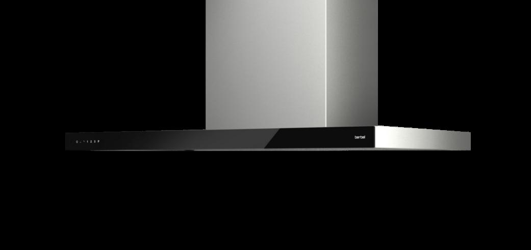 wandhaube glassline berbel ablufttechnik gmbh. Black Bedroom Furniture Sets. Home Design Ideas