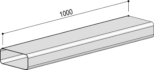 System 150 – <strong>Flachkanal</strong>