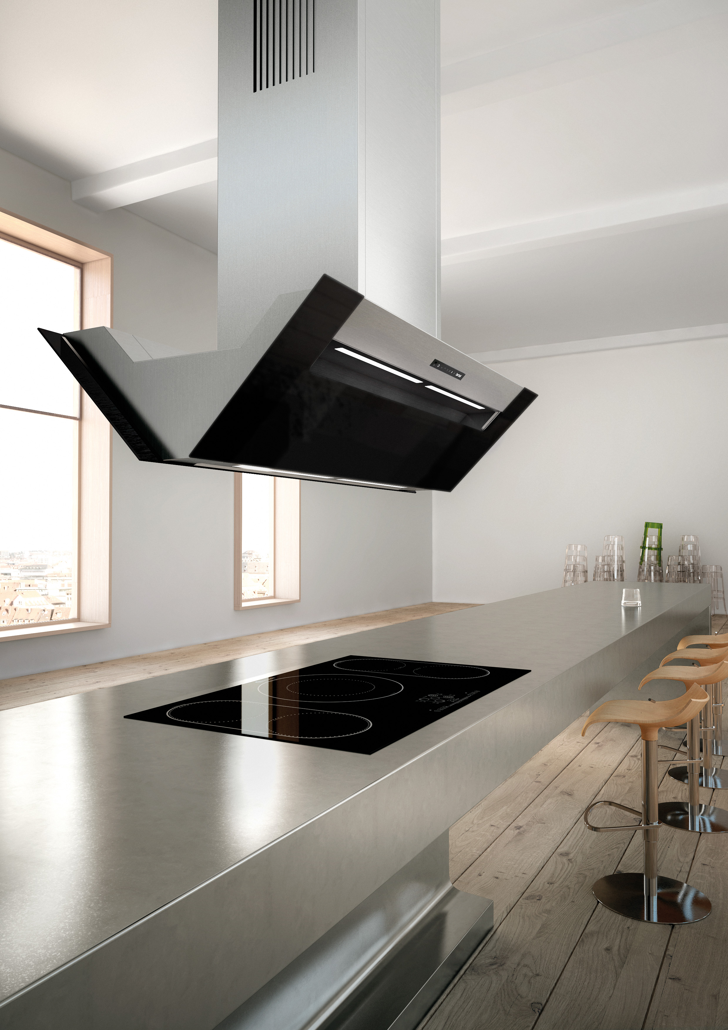 Ablufttechnik Küche