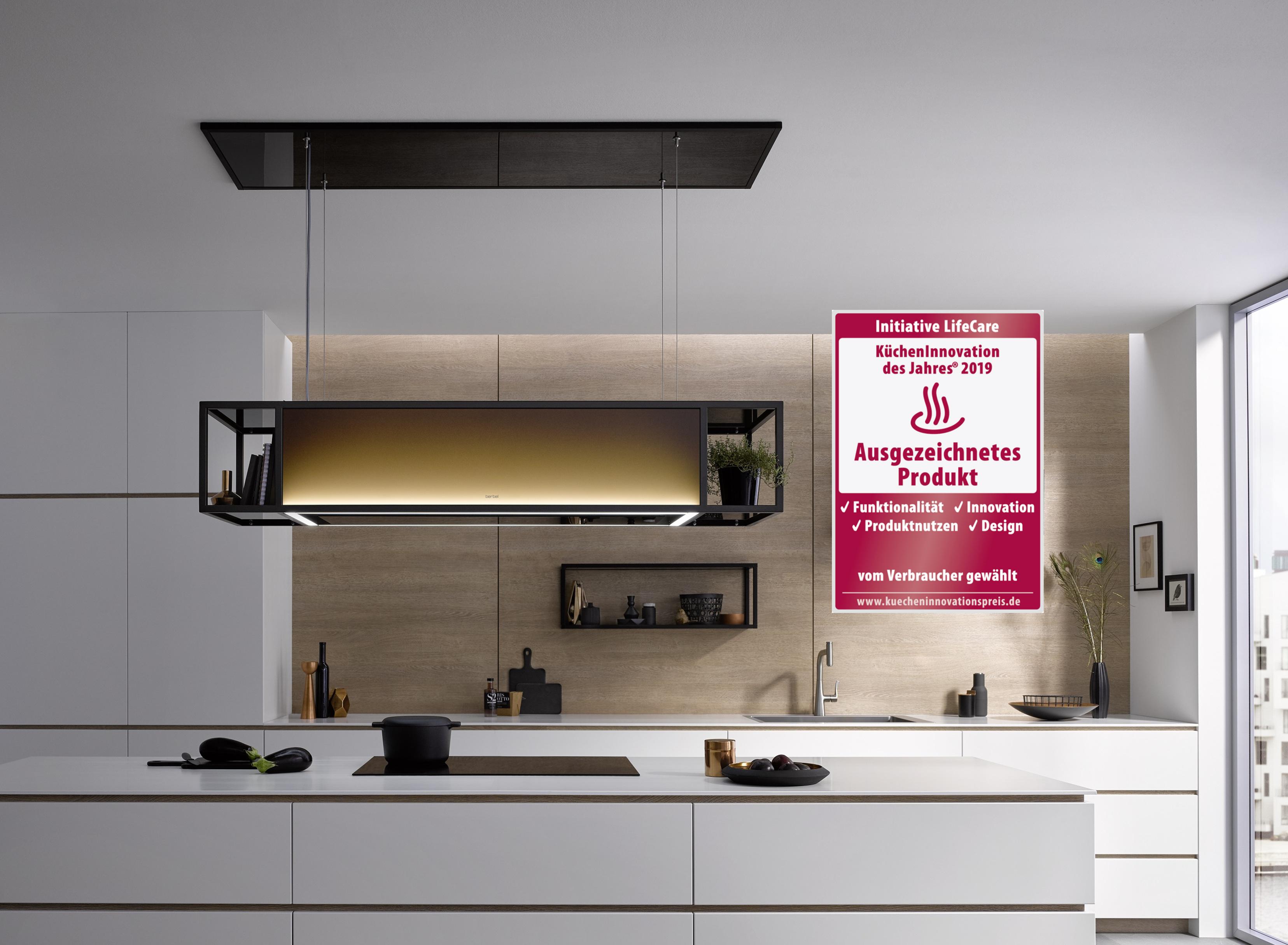 Skyline Frame KüchenInnovationspreis des Jahres 2019